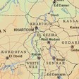 Part of Sudan (OCHA reference map)
