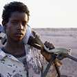 A young Beja fighter in eastern Sudan (File photo)