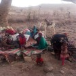 Attacks on Darfuri people by government forces and allied militias has displaced thousands of people from their homes camps and caves in the area of Jebel Marra in the first six months of 2018 (Amnesty International)