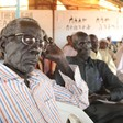 Tribal leaders at the joint Misseriya-Dinka post-migration conference in Abyei (Photo: UNISFA)