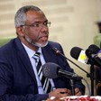 Sudan Prime Minister and Minister of Finance, Moutaz Mousa (file photo)