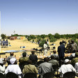 Unamid hands over its team site in Masteri West Darfur to the government of Sudan (Photo: Elsadig Daud / Unamid)