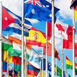 International flags (File photo)
