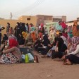 Protestors hold a sit-in to call for the step down of Omar al Bashir and his regime in Sudan (social media)