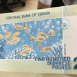 SDG 200 banknote (File photo)