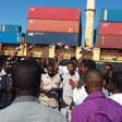 The announcement of formation of Committee Against Privatisation in one of Port Sudan's cargo terminals (RD)