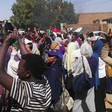 Mass action in Sudan this month (File photo)