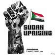 Poster celebrating the #SudanUprising
