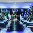 Sudan's Transitional Military Council under the leadership of Lt Gen Abdelfattah Burhan were sworn-in in Khartoum on Saturday
