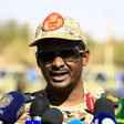 Maj Gen Mohamed Hamdan 'Hemeti', Commander of the Rapid Support Forces, Sudan's main militia, and vice-president of the Transitional Military Council (TMC) (Picture: SUNA)