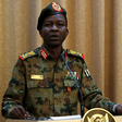 The chairman of the Political Committee of Sudan's Transitional Military Council (TMC), Lt Gen Shamseldin Kabbashi (File photo)