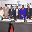 East African Ministers at the 68th Session of the IGAD Council of Ministers on Sudan and South Sudan (IGAD)