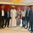 Members of the Alliance for Freedom and Change in Addis Ababa, June 21, 2019 (sudanakhbar.com)