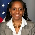 Makila James, Deputy Assistant Secretary for East Africa and The Sudans since September 17, 2018 (US State Dept)