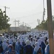 Secondary school girls protest in Halfaya, Khartoum North, July 30, 2019 (RD)