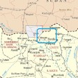 The area of Mayom (UN map of South Sudan)