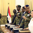 Members of Sudan's Sovereign Council are sworn-in, Khartoum, August 21, 2019 (SUNA)