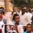 Vigil in Khartoum calling for the release of janjaweed leader Musa Hilal, August 22, 2019 (social media)