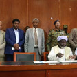Peace accord signed in Port Sudan last year (RD correspondent)