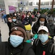 Sudanese students in Wuhan, China, were evacuated on March 3, 2020 (Social media)