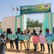 Protest in Kabkabiya, North Darfur, against the appointment of the medical director of the local hospital (RD)