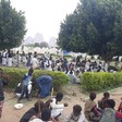 Sit-in demanding removal of new governor in Kassala (Social media)