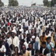 Kassala march calling for the arrival of Saleh Ammar, the new governor of Kassala (Social media)